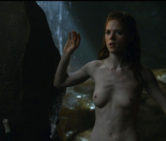 Rose Leslie Game Of Thrones Se I