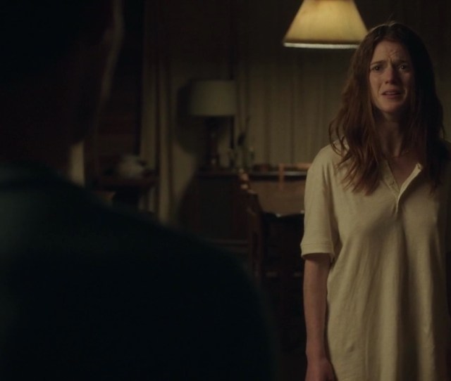Rose Leslie Honeymoon P