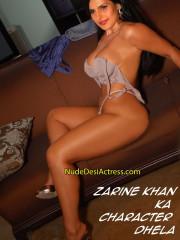 Zarine Khan Nude