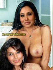 Rani Mukerji Nude