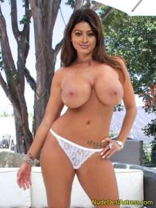 Topless Sneha Nude boobs implant
