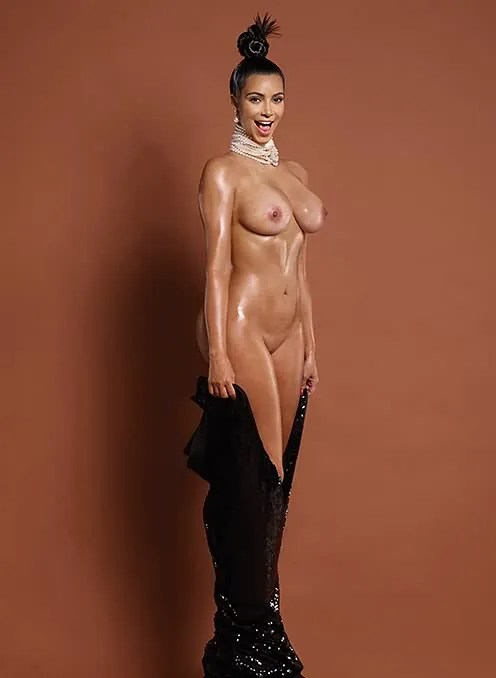 Kim Kardashian Nude Photo Collection  Xxx Pics-2139