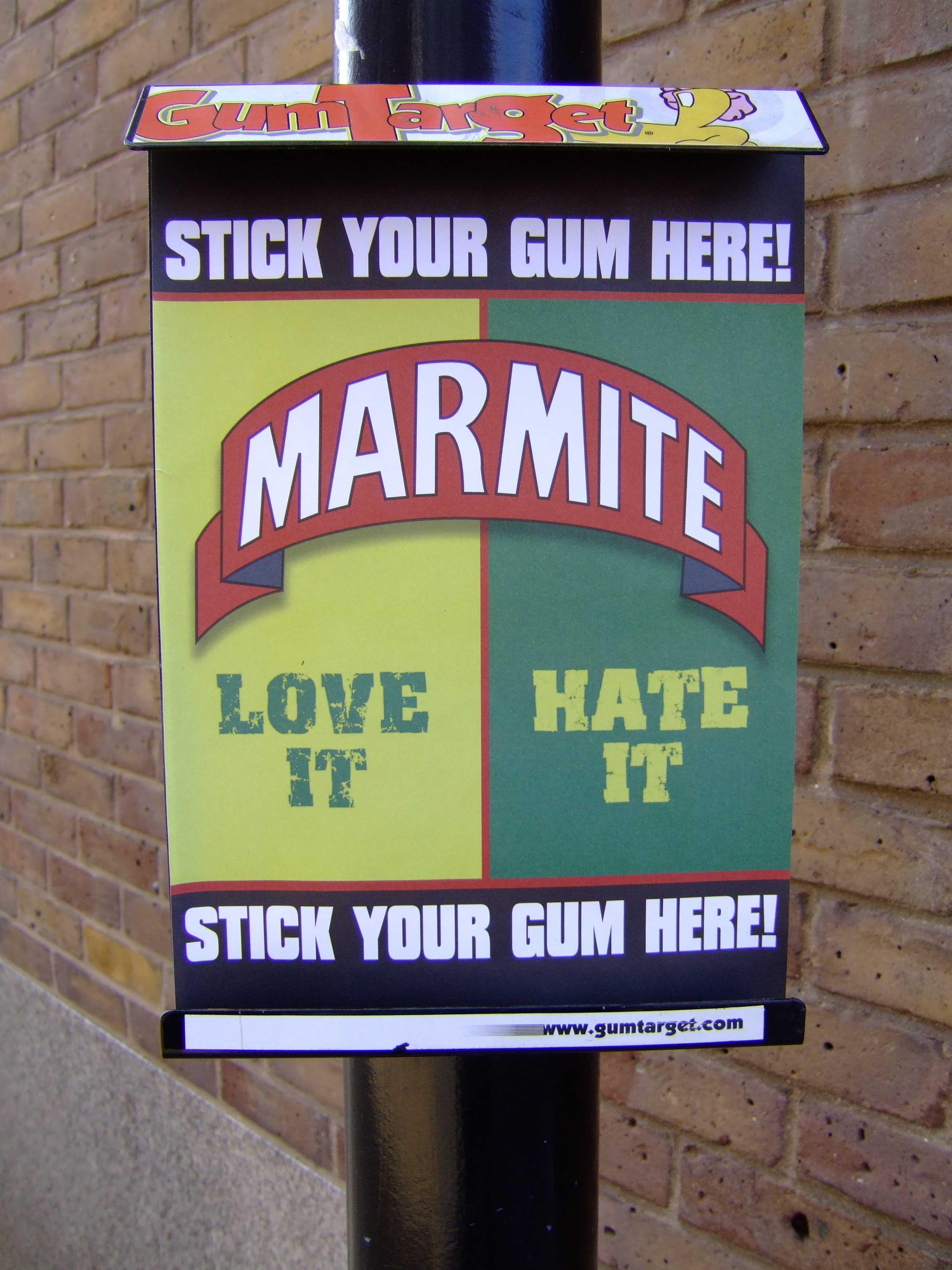 marmite nudge