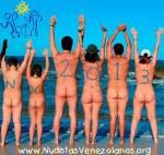 Nudistas Venezolanos 2013
