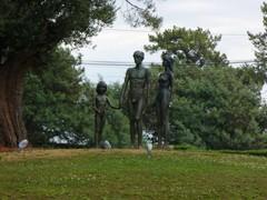 monta Statue