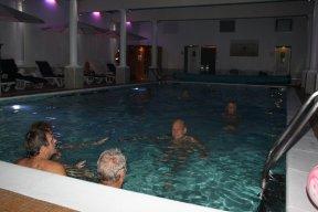 Nudist swim at The Penventon Hotel, Redruth
