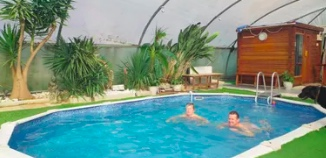 Max's Garden Naturist Spa and Campsite