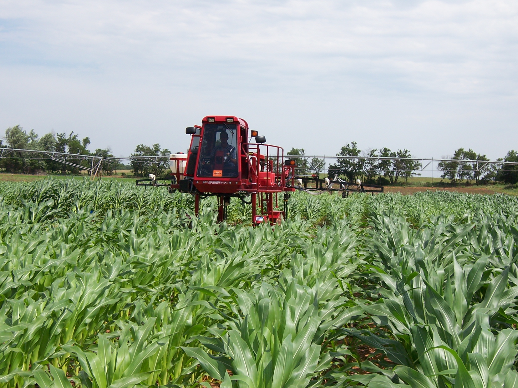 Precision Agriculture Equipment Developed At Oklahoma