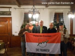 Foto Aufstellungsversammlung Fürth
