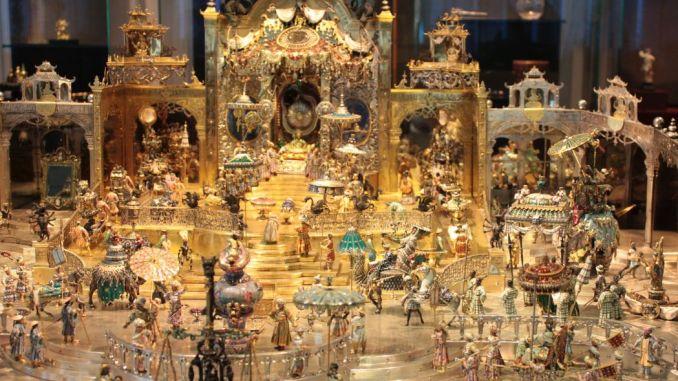 schätze_gold_gewölbe_grünes_gewölbe_museum_dresden