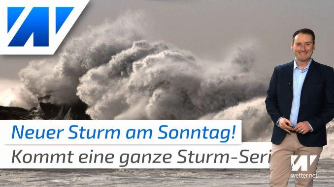 Neuer Sturm