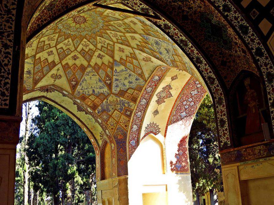 Fin Garten, Kashan, Iran
