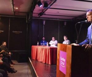 Godoy Cruz presentó  su Plan de Metas y la plataforma SUMEN