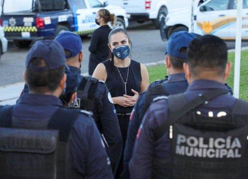 En León también hay depuración de policías, advierte alcaldesa