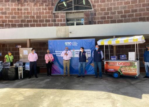 SDES impulsa nuevos negocios para mejorar la calidad de vida de las y los guanajuatenses