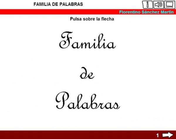 PALABRAS PRIMITIVAS Y DERIVADAS (2/6)