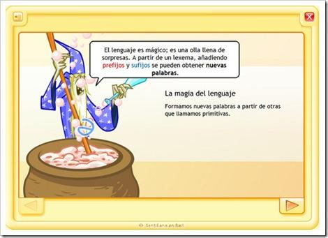 PALABRAS PRIMITIVAS Y DERIVADAS (3/6)