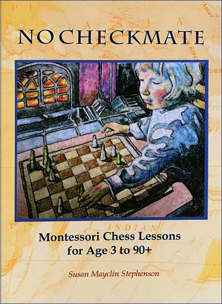 No Checkmate, libro de Susan Mayclin Stephenson