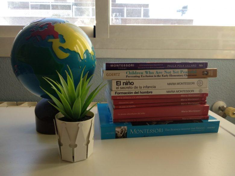 libros montessori segundo plano de desarrollo