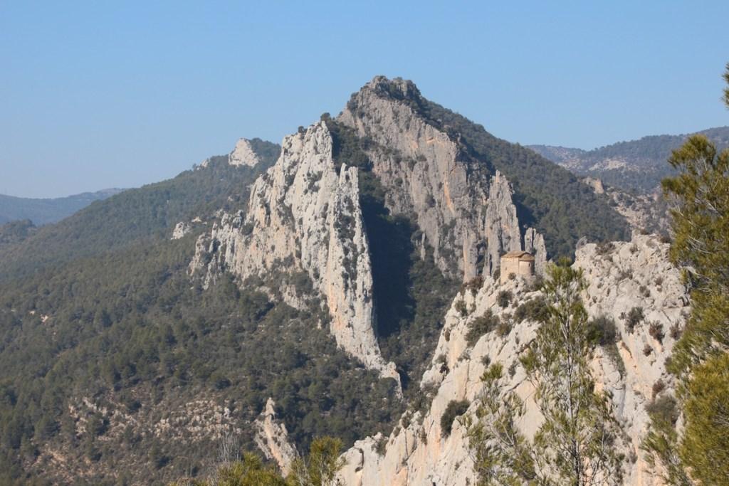 trail ermita de la pertusa