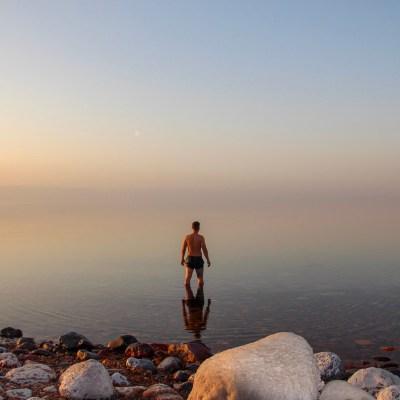 Visita al mar muerto y Wadi Mujib