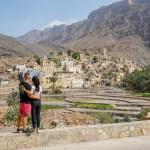 Presupuesto para viajar a Omán en 9 días