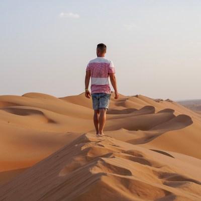 Preparativos para viajar a Omán por libre