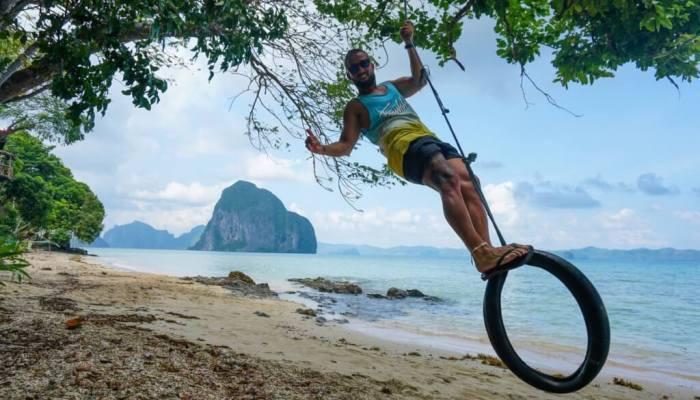 Presupuesto para viajar a Filipinas en 22 días
