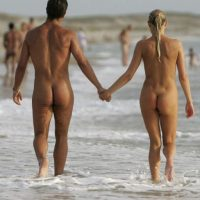 Nudist idea #2: be naked at home