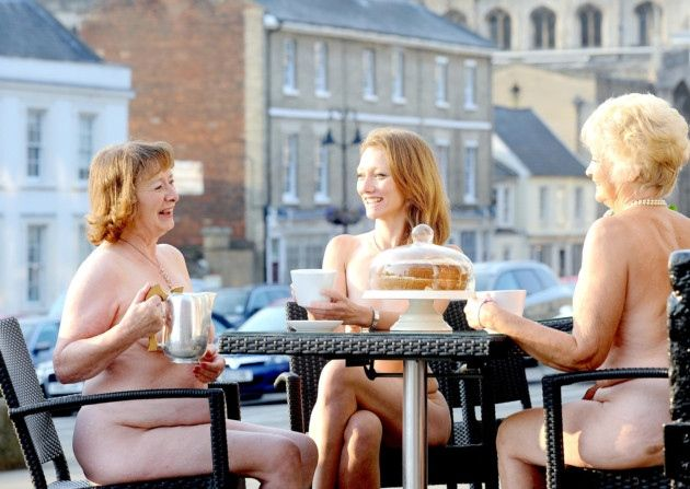 A Perfect Day, Naturist Or Not