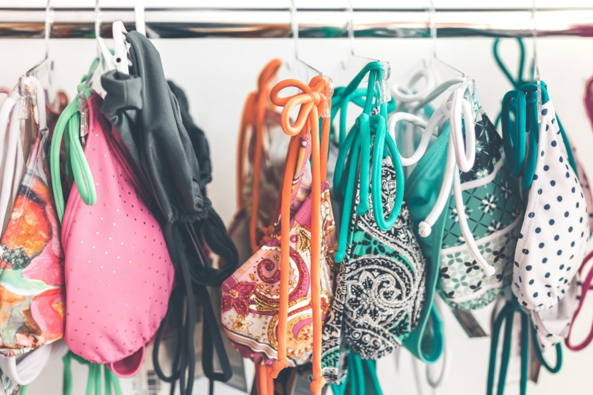 Throw away all your swimsuits…