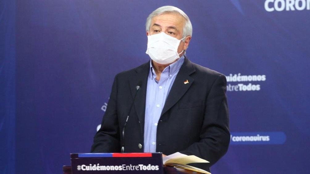 Universidad canadiense confirma que ministro Mañalich tiene máster en epidemiología