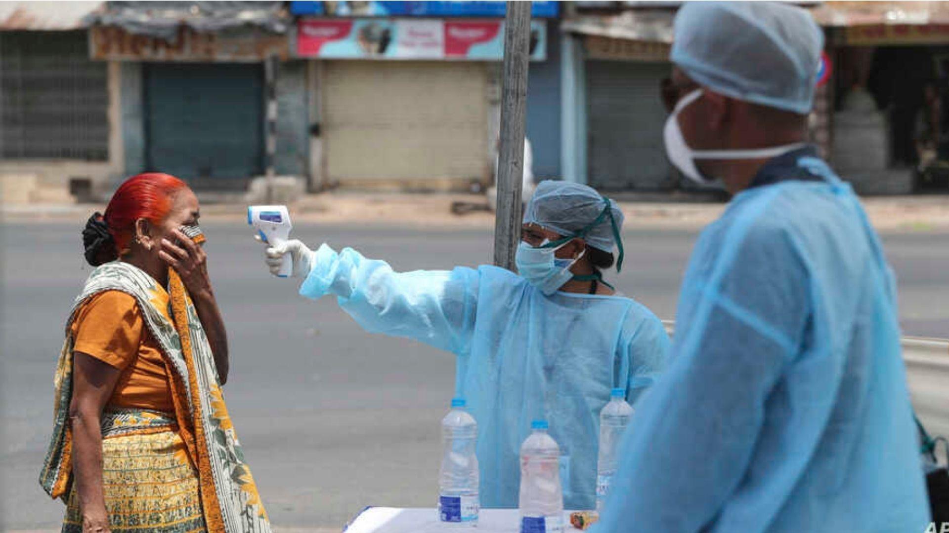 Coronavirus: India superó los 300 mil contagios diarios y estableció un nuevo récord