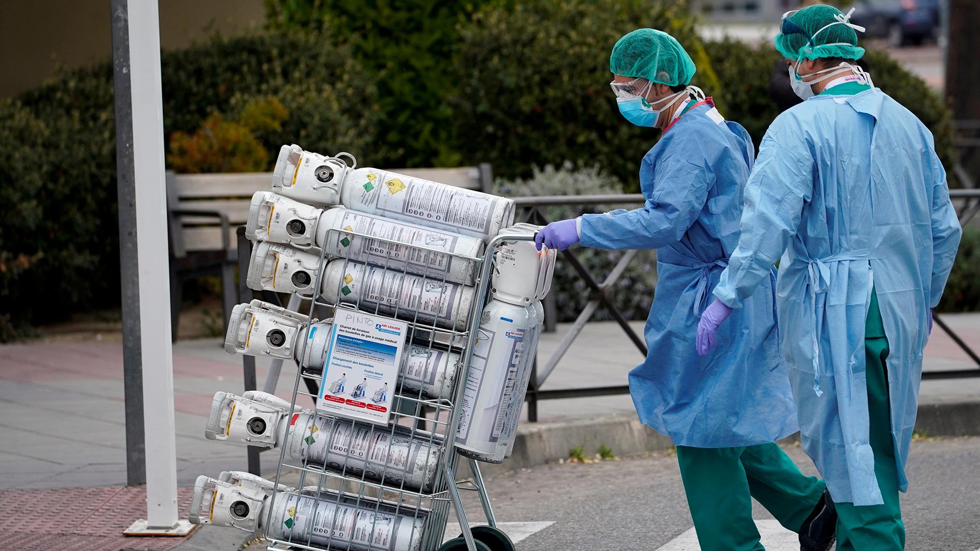 El Gobierno congeló el precio del oxígeno líquido medicinal