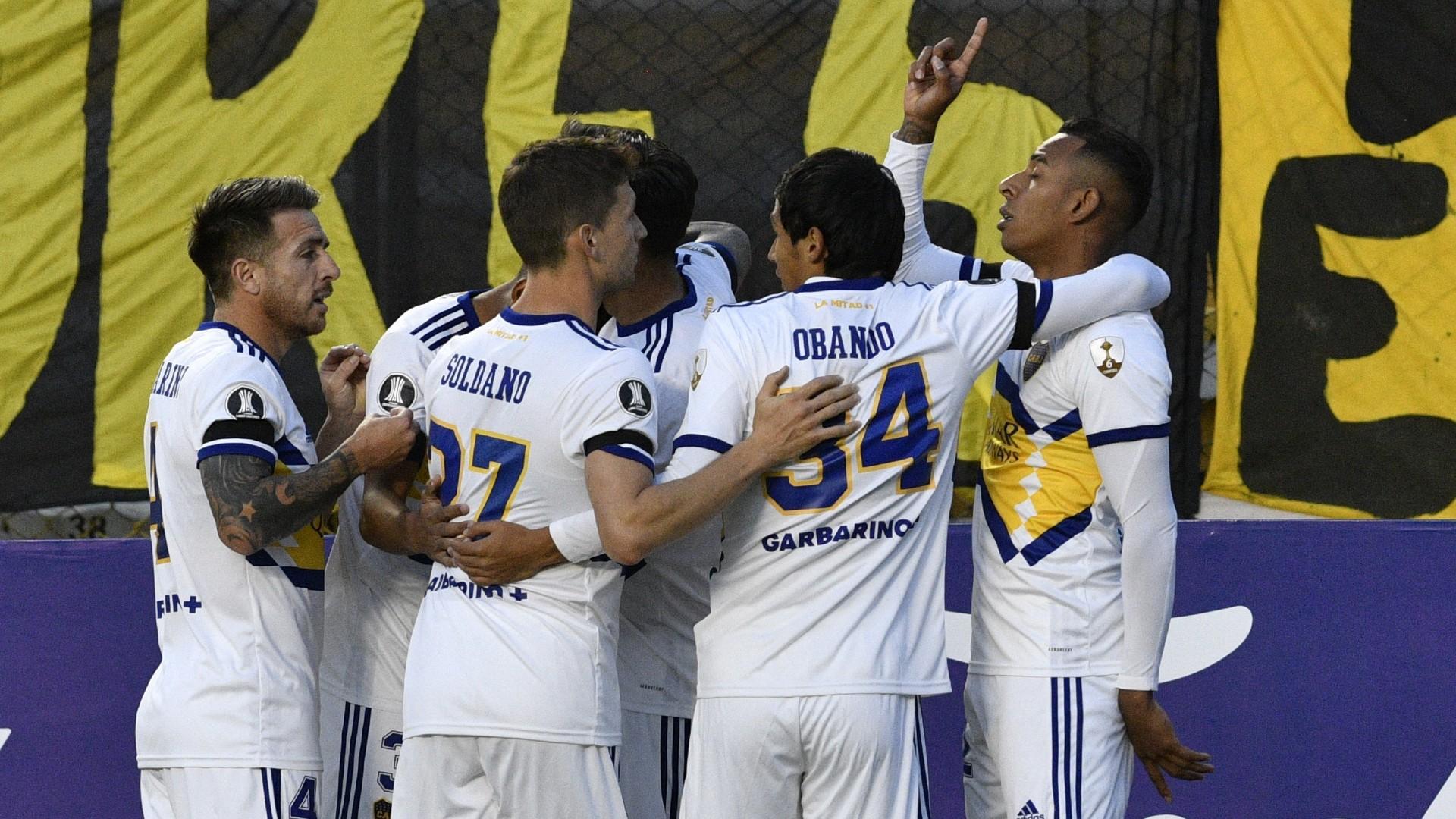 Boca se trajo untriunfo histórico de Bolivia, Racing apenas empató y San Lorenzo fue un bochorno