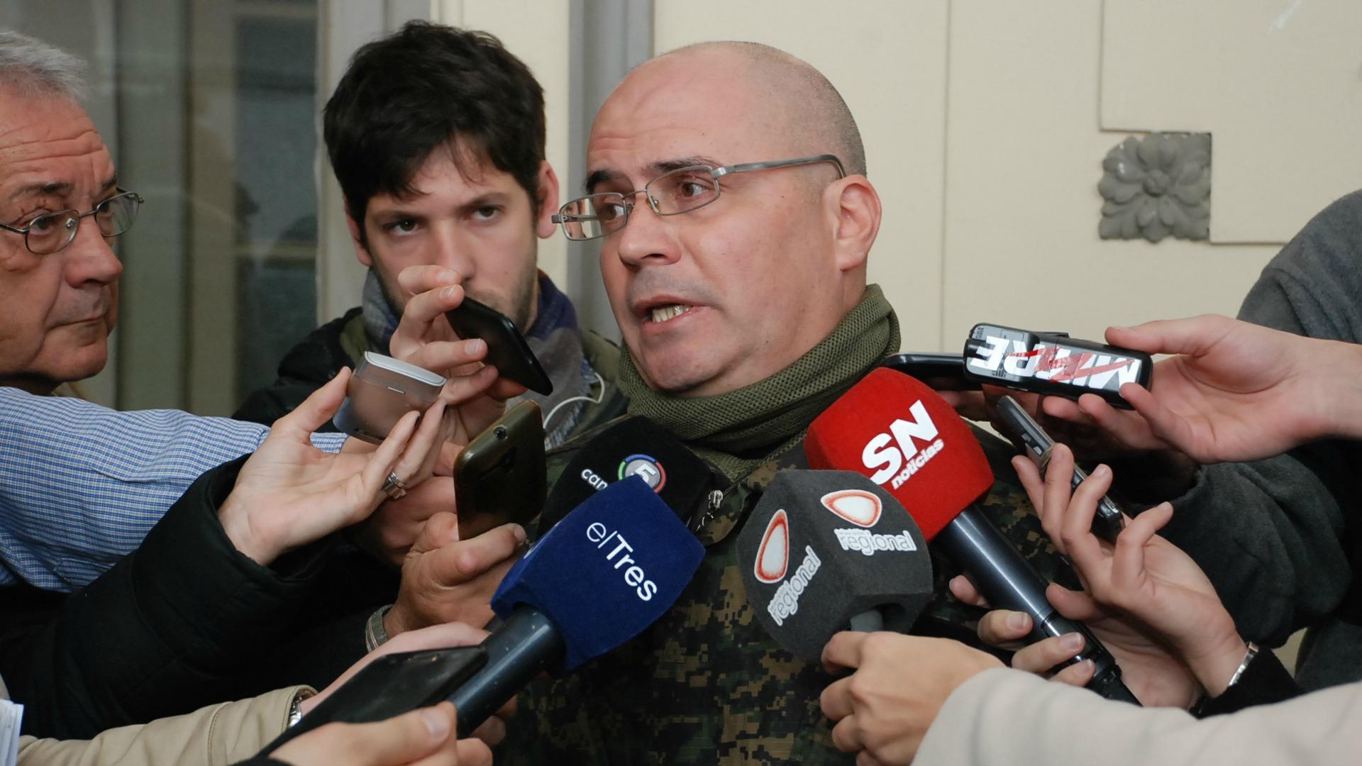 Murió por coronavirus el jefe de la Policía de Rosario, Adrián Forni