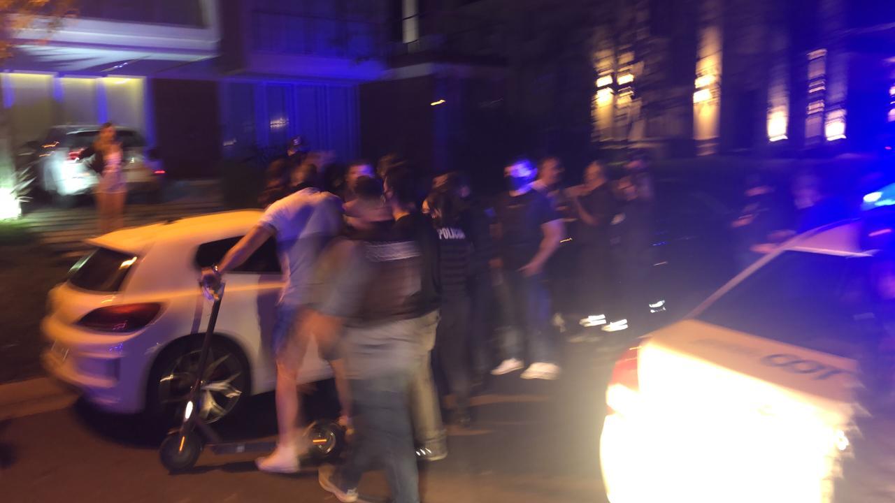 Fiesta clandestina en Nordelta: los dueños agredieron a la policía