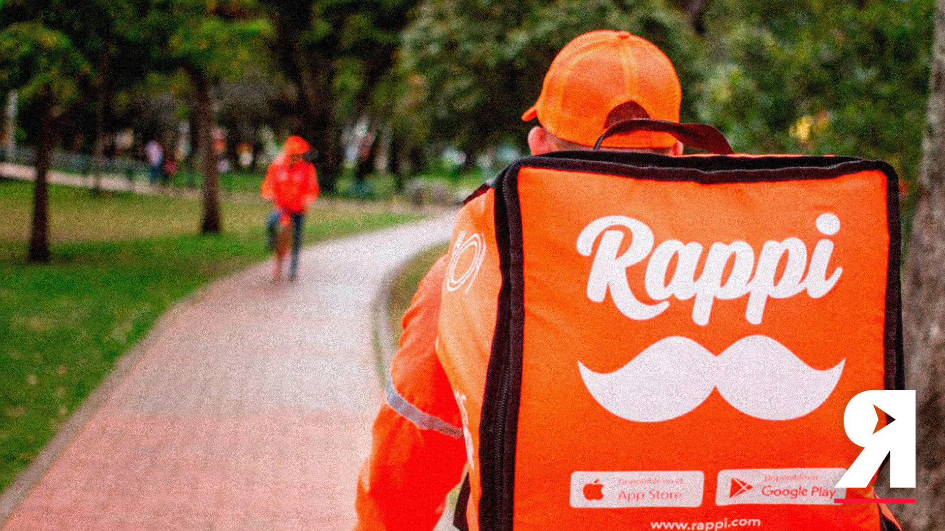 Colombia: Rappi premiará con la vacuna a los repartidores que entreguen más pedidos
