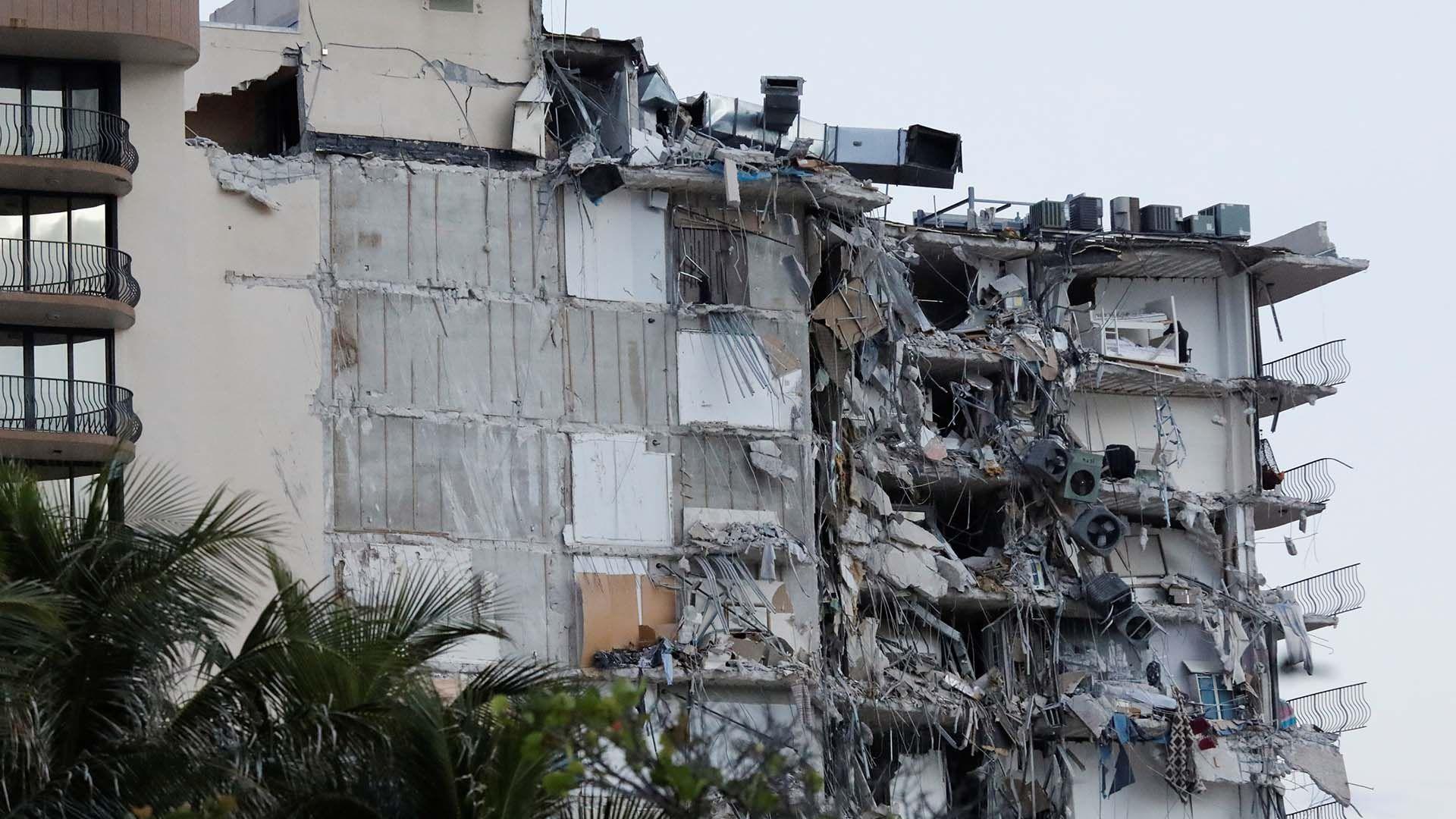 Miami: ordenan compensar con 150 millones de dólares a víctimas de derrumbe