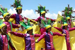 group dancers from different schools participate in said festival.
