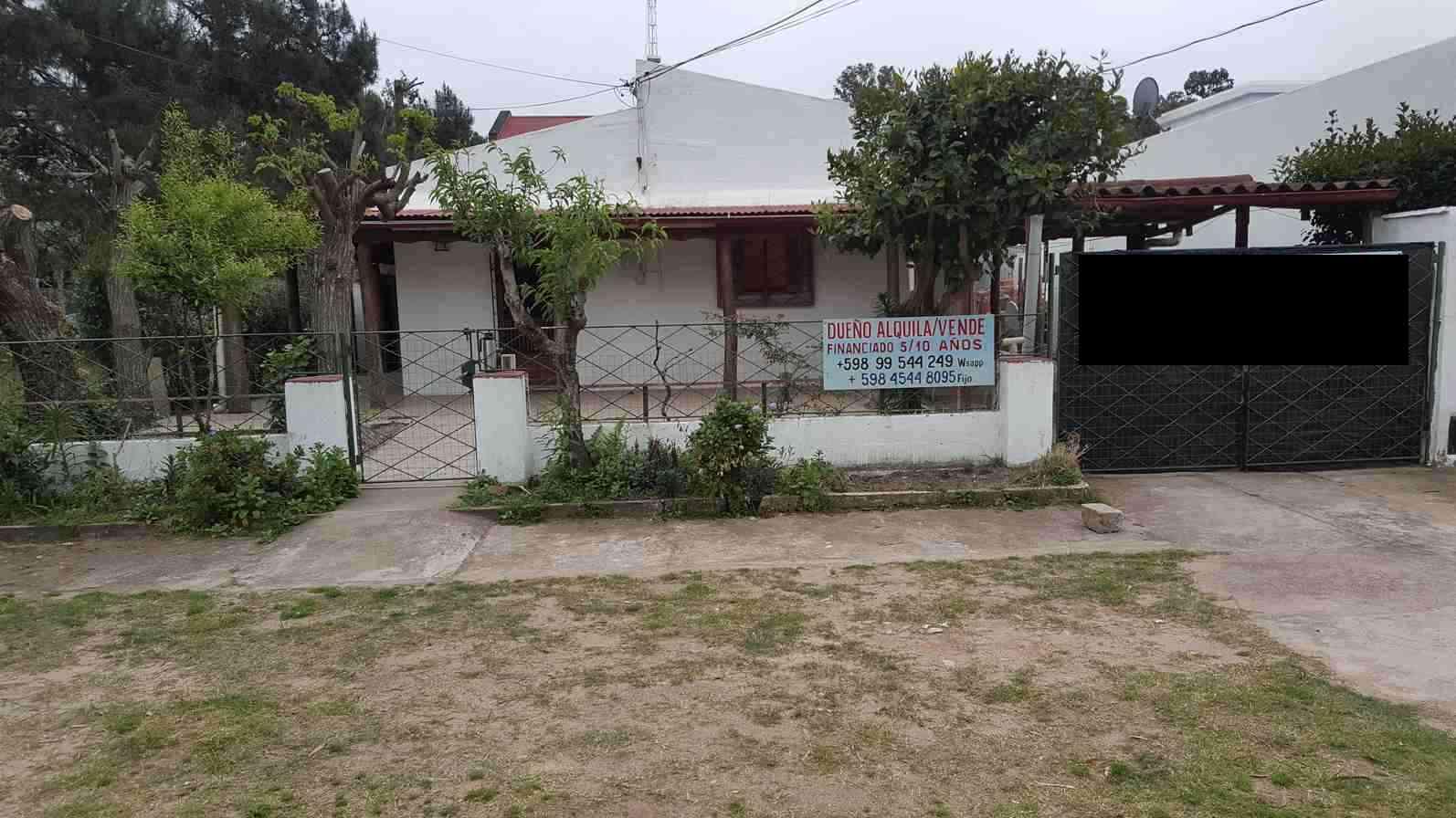 Alquiler Casa Balneario Brisas Nueva Palmira