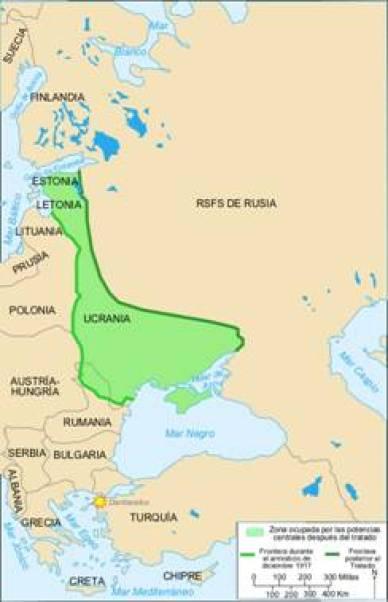 frontera-impuesta-a-rusia-en-1918
