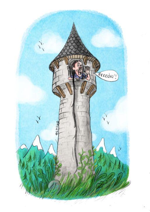 Iglesias Rapunzel