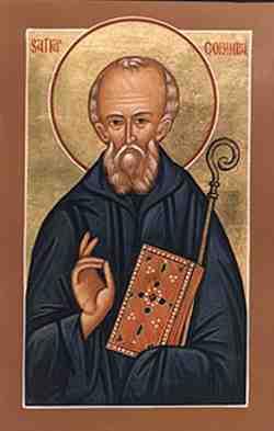 Columba, el bibliófilo