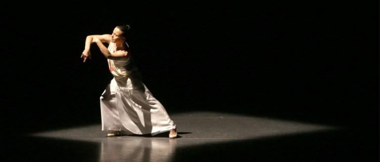 Soledad Barrio, primera bailarina de la aclamada Noche Flamenca.