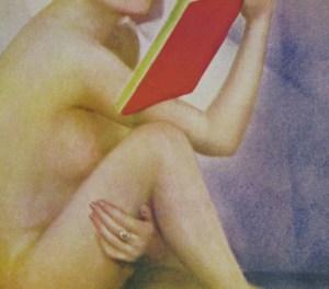 Literatura erótica escrita por mujeres para San Valentín