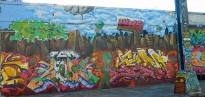 Mural en 5pointz de Jonathan Cohen