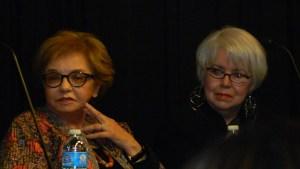 Fanny Sanín y Myriam de Arteni: Conservador The NYPL Barbara Goldsmith Preservation Division (USA) NY Public Library