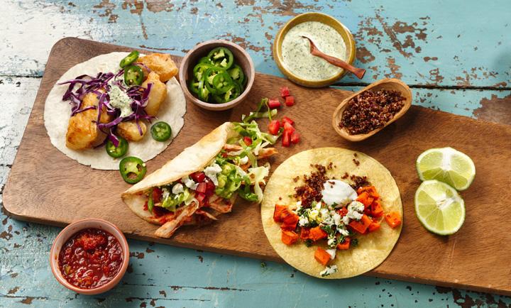 Los mejores Tacos para celebrar el Cinco de Mayo