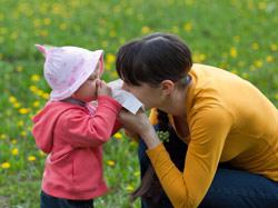 Alergias el dolor de cabeza primaveral